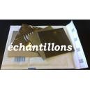 Echantillon de tôle de 100x100mm