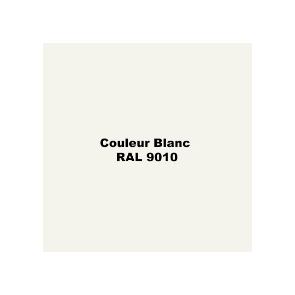 ral blanc 9010 resine de protection pour peinture. Black Bedroom Furniture Sets. Home Design Ideas